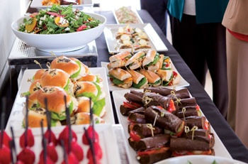 Campus Catering Guide