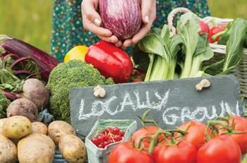 Locally Grown Produce