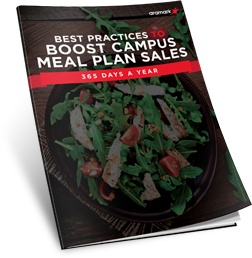 Best Practices To Boost Campus Meal Plan Sales