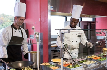 Outsourcing Dining Services on Campus