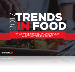 2017 Trends in Food Slideshare