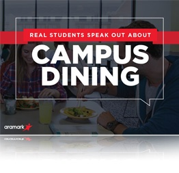 Real Students Speak Out About Campus Dining