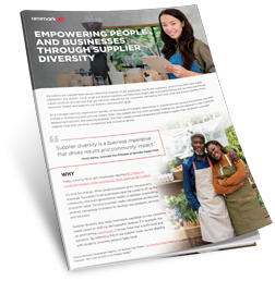 Supplier Diversity Program
