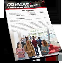 Why Choose Aramark guide
