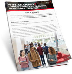 Why Choose Aramark guide