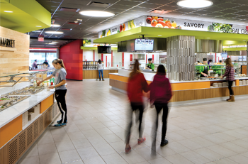 College Dining Services