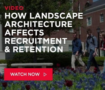 How Landscape Architecture Affects Recruitment
