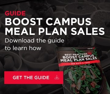 Boost Campus Meal Plan Sales. Download the Guide to Learn How.