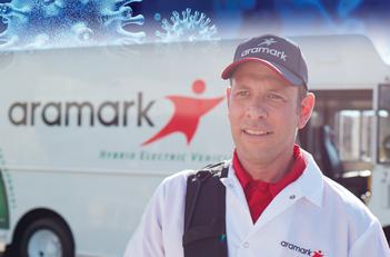 aramark employee